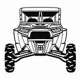 Rzr Polaris Side Clip Clipart Silhouette Utv Cognito Industries Transparent Drawing Library Icon Clipground Background Motorsports sketch template