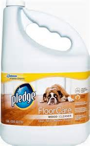 pledge 174 floorcare wood cleaner gallon sc johnson