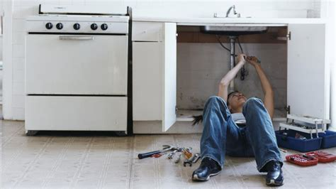 how to fix leaking pipe under sink what to do if you have leaky pipes in the kitchen or