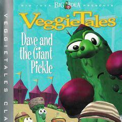 dave   giant pickle veggietales    kids wiki fandom powered  wikia