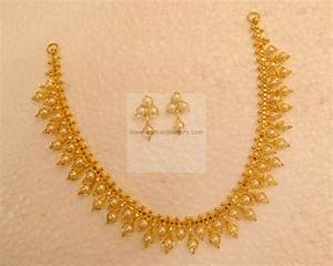 Light Weight Gold Necklace Designs With Price | www.imgkid ...