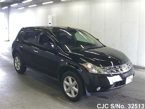 2006 Nissan Murano Black For Sale  Stock No 32513