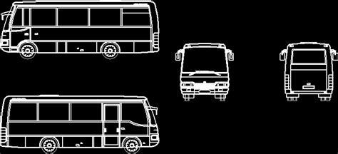 bus passenger dwg block  autocad designs cad