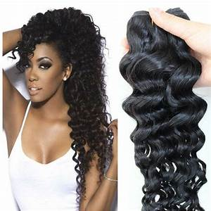 Ali Moda Brazilian Deep Curly Single Bundle Brazilian Hair