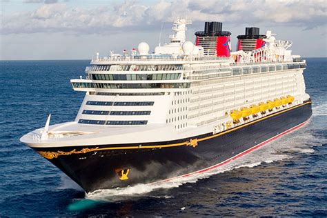 What is the biggest disney cruise ship