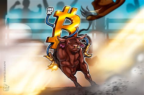 Dip-buying bulls push Bitcoin price to a new all-time high ...