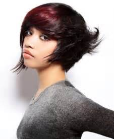 coupes cheveux coiffure tendance mi longs pour femme 2017