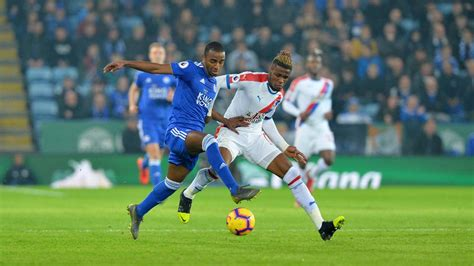 Leicester City 1 Crystal Palace 4