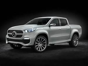 Mercedes Class X : the mercedes benz x class pickup truck may come to america ~ Melissatoandfro.com Idées de Décoration