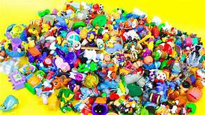 300 Surprise Toys  A Lot Of Toys  Planes  Spiderman