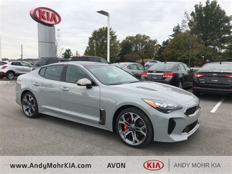 2019 Kia Stinger Gt2 by 2019 Kia Stinger Gt2 For Sale Indianapolis In C91087