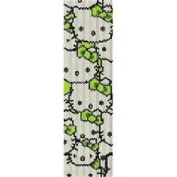 Free Seed Bead Loom Bracelet Patterns