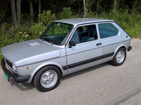 Fiat 127 For Sale by For Sale Fiat 127 1981 Offered For Gbp 8 773