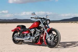 A M P Customs Star Raider 113ci Engine 900 Miles  U0026quot Harley Killer U0026quot  By Yamaha