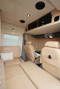 Luxurious Mercedes Sprinter Motorhome