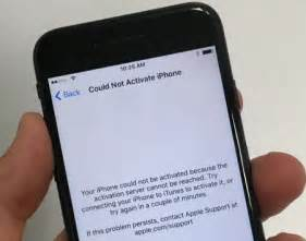 could not activate iphone top 6 ways to fix cannot activate iphone after ios 11 update