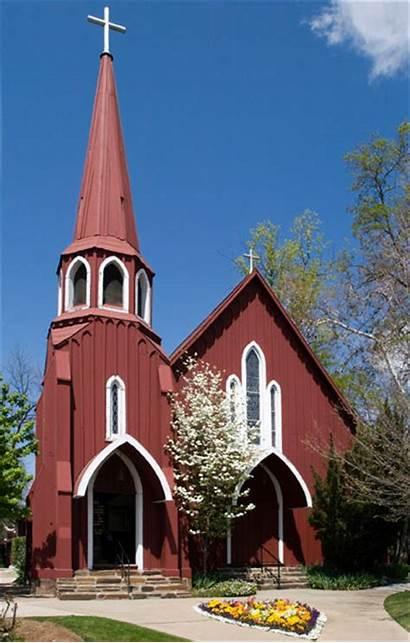 California Episcopal James Church Sonora Historical St