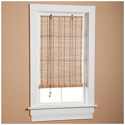 bamboo roll  blinds  big lots