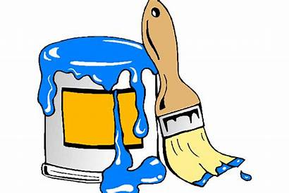 Clip Paint Paintbrush Painting Brush Cartoon Opzoeken