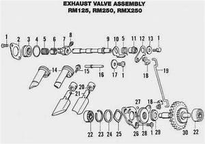 Owner Manual  2000 Suzuki Rm 125 Power Valve