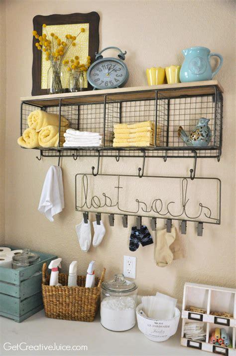 laundry room organization  storage ideas creative juice