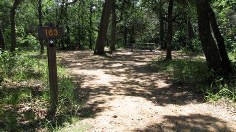 ray roberts lake state park primitive campsites walk