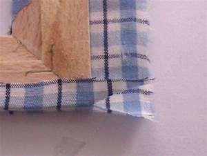 Rahmen Mit Stoff Beziehen : bilderrahmen mit stoff beziehen handmade kultur ~ Markanthonyermac.com Haus und Dekorationen