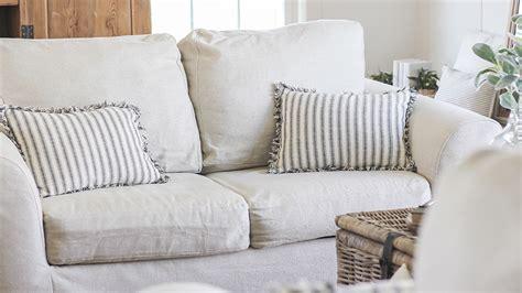 white slipcover loveseat custom loveseat slipcovers easier than reupholstery