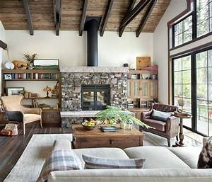 Modern, Rustic, Interior, Design, 7, Best, Tips, To, Create, Your