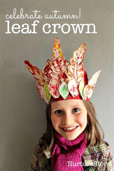 leaf crafts for the idea room 764   preschool autumn craft leaf crown