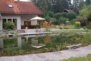 Gartengestaltung Mit Teich : teich garten fam r ttger innovartiv garten und landschaftsbau ~ Markanthonyermac.com Haus und Dekorationen