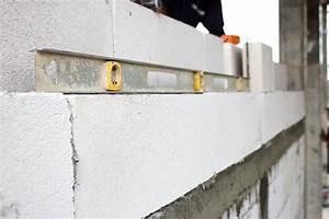 Steine Für Die Wand : ytong mauer aufstellen hinweise tipps und tricks ~ Markanthonyermac.com Haus und Dekorationen