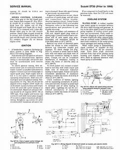Suzuki Dt40 After 1983 Service Repair Manual By 1632335