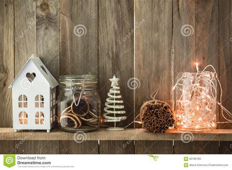 christmas home decor stock photo image