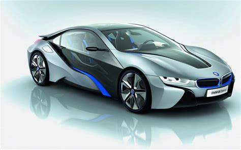 Full Hd Exotic Car Wallpapers Bmw I8 Concept
