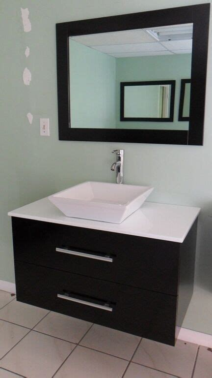 Contemporary Bathroom Cabinet by 36 Quot Modern Contemporary Bathroom Vanity Sink Cabinet Wall