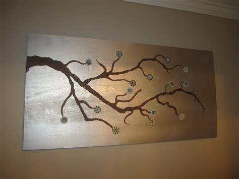 Raising Them Up Right! New Tree Branch Wall Art