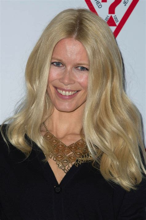 CLAUDIA SCHIFFER at Guess 30th Anniversary Celebration in ...