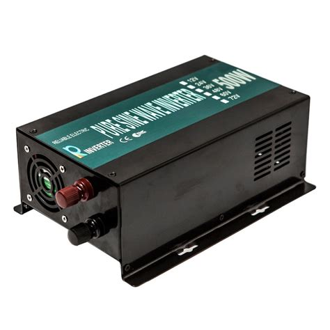 off grid pure sine wave inverter 24v 220v 500w solar inverter car power inverter 12v 24v dc to