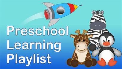 Preschool Learning Songs Kindergarten Playlist Tv Nursery