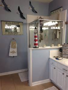beach theme bathroom for the home pinterest beach