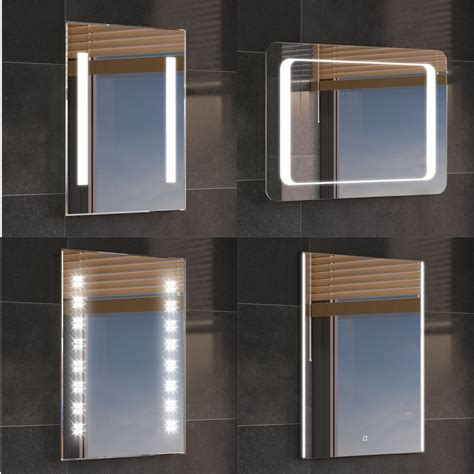 mirrors with lights bathroom mirror with lights large doherty house useful