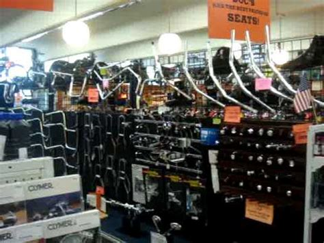 Parts And Accessories by Doc S Motorcycle Parts