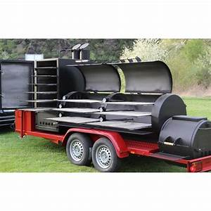 Joes Bbq Smoker : joes barbeque smoker 30er extended catering trailer ~ Cokemachineaccidents.com Haus und Dekorationen