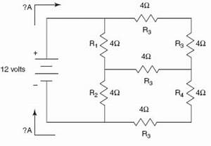 Series and parallel circuit problem electronicsxchanger for Ohm39s law problems for series circuits example 1