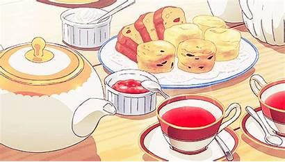 Anime Breakfast Kawaii Aesthetic Drawing Yummy Bento