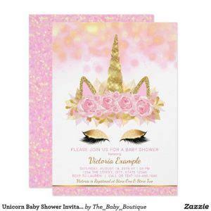 invitaciones de unicornio   anos decoracion de
