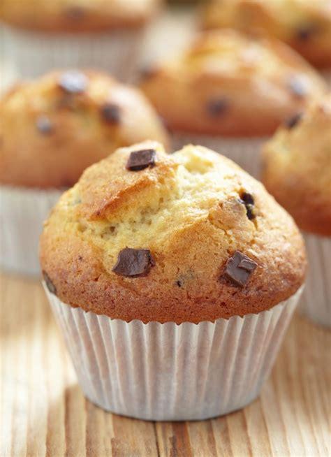 italie cuisine muffins aux pépites de chocolat