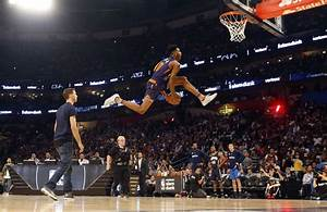 Photos: Robinson wins NBA slam-dunk contest
