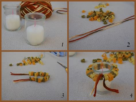 Glass Candle Holders Wrapped Sandwich Paper Raffia Ribbons by 13 Easy And Creative Decorating Ideas For Glass Candle Holders